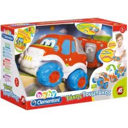 Clementoni baby Βρεφικό Παιχνίδι Baby Clementoni Τάκης Τουμπάκης 1000-63197 8005125631971