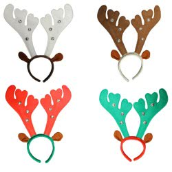 Christakopoulos Χριστουγεννιάτικη Στέκα Με Κουδουνάκια - 4 Χρώματα 5508 5212007505951