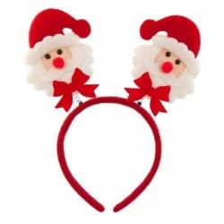 Christakopoulos Χριστουγεννιάτικη κόκκινη στέκα Άη Βασίλης 4641-1 5212007530007
