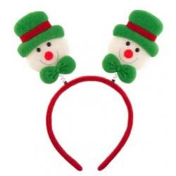 Christakopoulos Χριστουγεννιάτικη στέκα Χιονάνθρωπος 4641-2 5212007530038