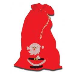 Christakopoulos Χριστουγεννιάτικος σάκος Άη Βασίλης 60 x 100εκ 5570L 5212007531899