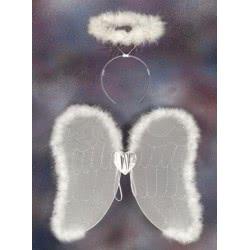 Christakopoulos Σετ φτερά αγγέλου με στέκα 4689 5212007537808