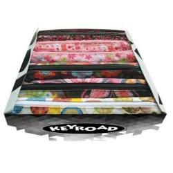 Keyroad Κασετίνα βαρελάκι 19χ4χ3 cm - Διάφορα σχέδια 0580425 5205698184024