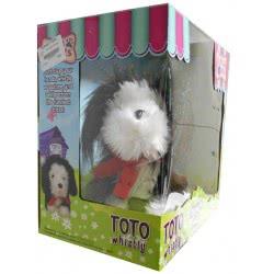 Just toys Puffy Pets Τοτο ο σφυρίχτρας κάνει κόλπα 8955 5947504018955