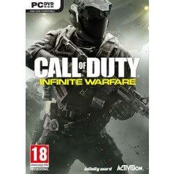 Activision PC Call of Duty Infinite Warfare 5030917196737 5030917196737