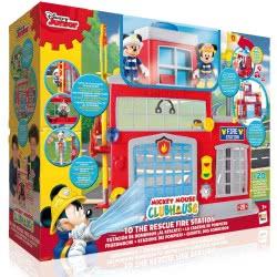 As company Πυροσβεστικός σταθμός Mickey Mouse 1003-81939 8421134181939
