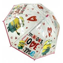 Loly Παιδική ομπρέλα Minions Love Me 02524 8427934774487