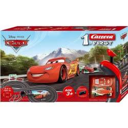CARRERA Αυτοκινητόδρομος Slot Disney Pixar Cars 024892 4007486630048