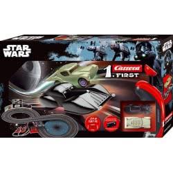 CARRERA Αυτοκινητόδρομος Slot 1:43 Star Wars 20063007 4007486630079
