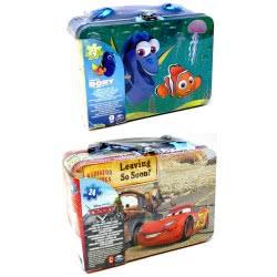 GIOCHI PREZIOSI 3D Παζλ Mini Lunchbox - 4 σχέδια MUE01000 8056379021599