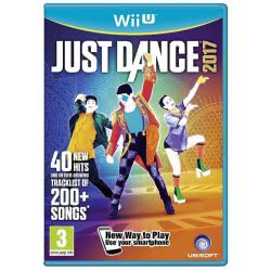 UBISOFT Wii U Just Dance 2017 3307215968093 3307215968093