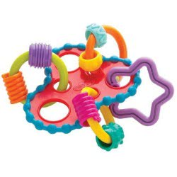 Playgro Round About Rattle Κουδουνίστρα Μασητικό 3m+ 4083818 9321104838186
