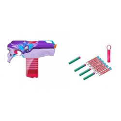 Hasbro Nerf Rebelle Secrets Και Spies Rapid Red A8920 5010994809836