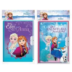Diakakis imports Disney Frozen Ημερολόγιο με κλειδαριά - 2 σχέδια 0561253 5205698185595