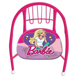 Diakakis imports Μεταλλικό καρεκλάκι Barbie 0570136 5205698186103