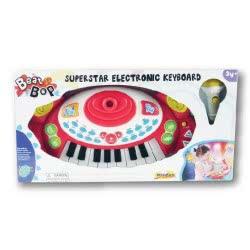 MG TOYS Το πιάνο των μικρών σουπερσταρ 410052 5204275100525