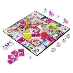 Hasbro Monopoly Junior: My Little Pony B8417 5010993317134