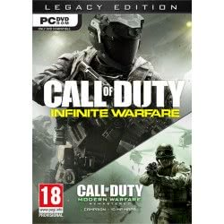 Activision PC Call of Duty Infinite Warfare Legacy Edition 5030917205453 5030917205453