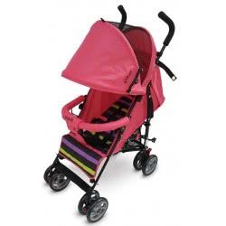 just baby Καρότσι Flexy τύπου μπαστούνι Ροζ JB-1040-PINK 5221275905080