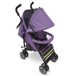 just baby Καρότσι Flexy τύπου μπαστούνι Μωβ JB-1040-PURPLE 5221275905097