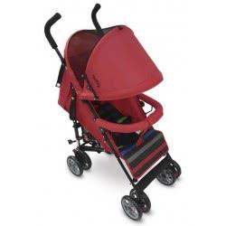 just baby Καρότσι Flexy τύπου μπαστούνι Κόκκινο JB-1040-RED 5221275905103