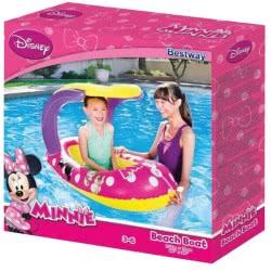 Bestway Φουσκωτή Βάρκα με Σκέπαστρο Minnie Mouse 291059 6942138917598