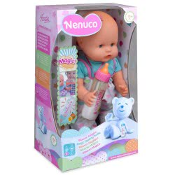 As company Nenuco Doll Magic Bottle And Blue 4104-12691-blue 8410779021670