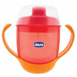 Chicco Κύπελλο 12M+ Κόκκινο 200 ml F04-06824-70 8003670879893