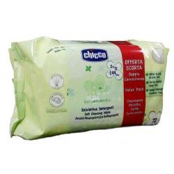 Chicco Απαλά Μωρομάντηλα Καθαρισμού 2 x 72 τεμάχια L50-02738-40 8058664028931
