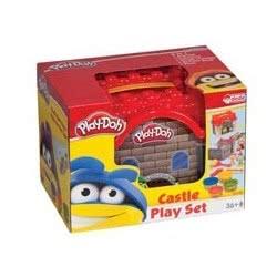 dede Play-Doh Σετ παιχνιδιού Κάστρο με πλαστελίνες και αξεσουάρ 16-03185 8693830031850
