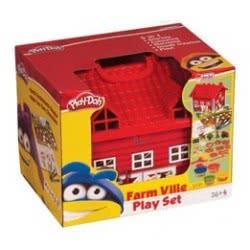 dede Play-Doh Σετ παιχνιδιού Φάρμα με πλαστελίνες και αξεσουάρ 16-03184 8693830031843