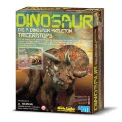 4M Εκπαιδευτικό Επιτραπέζιο Δεινόσαυρος – Τρικεράτωψ 3228 3228 4893156032287