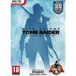 SQUARE ENIX PC Rise Of The Tomb Raider: 20 Year Celebration Standard Edition 5021290075078 5021290075078