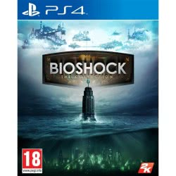 SQUARE ENIX PS4 Bioshock: The Collection 5026555421898 5026555421898