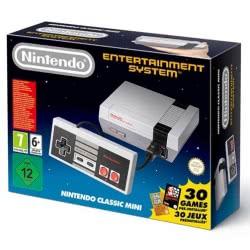 Nintendo Classic Mini NES Edition Console  5201062009542