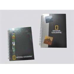 KAPSIS National Geographic Τετράδιο Σπιράλ Α4 3Θ (120φ) 4193306 5201640341514