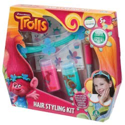 GIOCHI PREZIOSI Trolls Hairy Styling Kit TRL00000 8056379012122