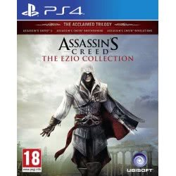 UBISOFT PS4 Assassin`s Creed The Ezio Collection  3307215977378