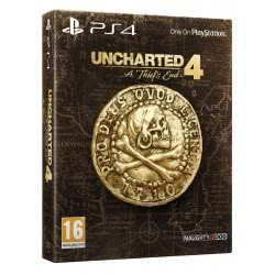 SONY PS4 Uncharted 4 Το τέλος ενός κλέφτη Special Edition (με Ελληνικούς υποτίτλους)  711719859345