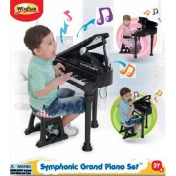 MG TOYS Beat Pop Symphonic Το Πρώτο Μου Πιάνο 410060 5204275100600