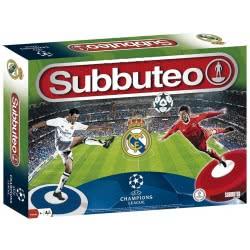 GIOCHI PREZIOSI Subbuteo Real Madrid Playset 81519 8437013481519