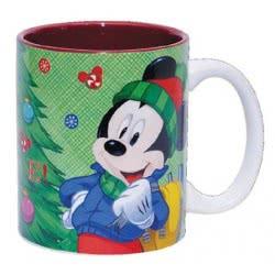 GIM Κούπα κεραμική απλή Mickey Mouse XMAS 553-36101 5204549061217