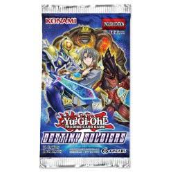 KONAMI Yu-Gi-Oh! YGO: Destiny Soldiers Booster KON541579 4012927541579