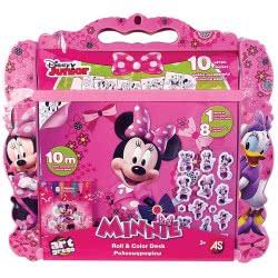 As company Σετ Ζωγραφικής Ρολοζωγραφίζω Minnie Mouse 1023-62780 5203068627805