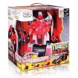 Maisto Tech Twist and Shoot RC Car 81177 090159811770