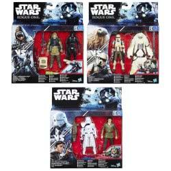 Hasbro STAR WARS S1 SWU 3.75 IN DELUXE FIGURE ASST B7073 5010994961411