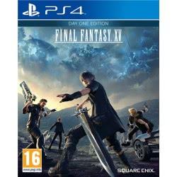 SQUARE ENIX PS4 Final Fantasy XV Day One Edition 5021290072947 5021290072947