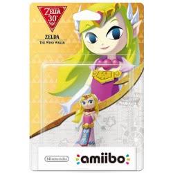 Nintendo Amiibo Figure The Legend of Zelda (Wind Waker)  045496380397