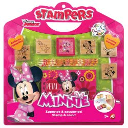 As company Σετ Σφραγίδες Stampers Minnie Mouse 1023-63020 5203068630201