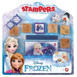 As company Σετ σφραγίδες Stampers Disney Frozen 1023-63021 5203068630218